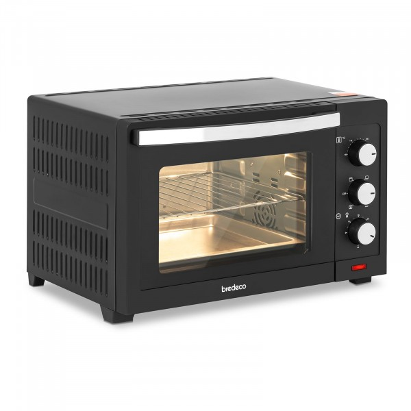 B-termék Mini sütő - 1.600 W - 30 L - 5 program