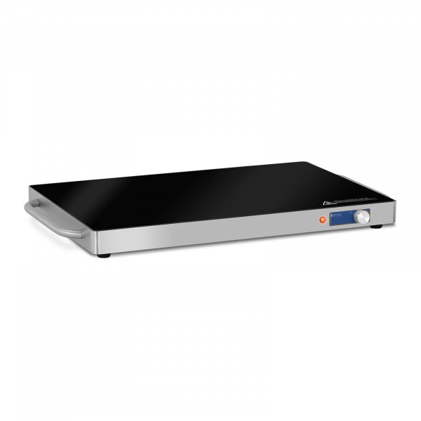 Värmeplatta - 240 W - Rostfritt stål - 62 x 35 cm