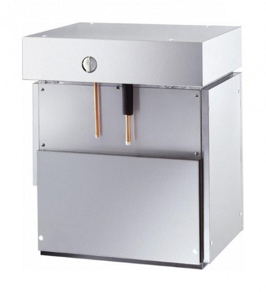 Scherbeneiserzeuger - 495x588x705mm luftgekühlt - OHNE Aggregat - + Speicher