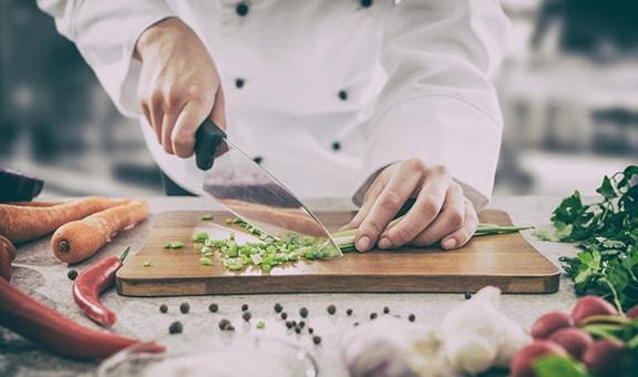 Utensilios de cocina profesional