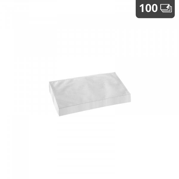 Sacchetti sottovuoto per alimenti - 25 x 15 cm - 100 pezzi