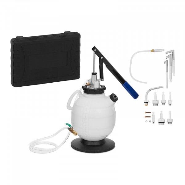 Öleinfüllgerät - 7,5 L - 13 Adapter