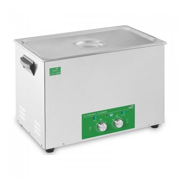 Ultrasoon reiniger - 28 liter - 480 W - Basic