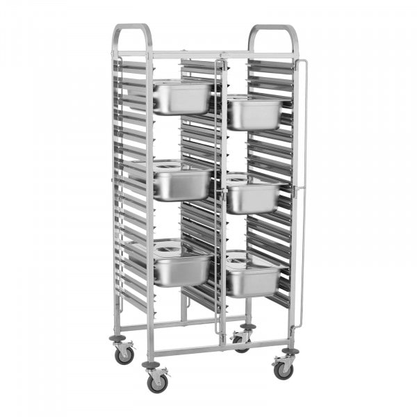 Tray Trolley- 30 GN Slots