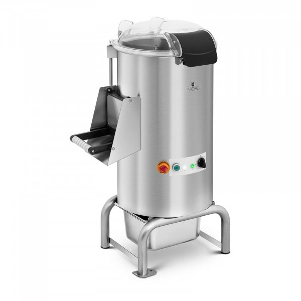 Occasion Éplucheuse à pommes de terre électrique - 28 l - Minuterie - 500 kg/h
