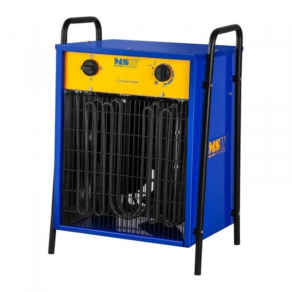 Generador de aire caliente eléctrico - 0 a 40 °C - 22.000 W
