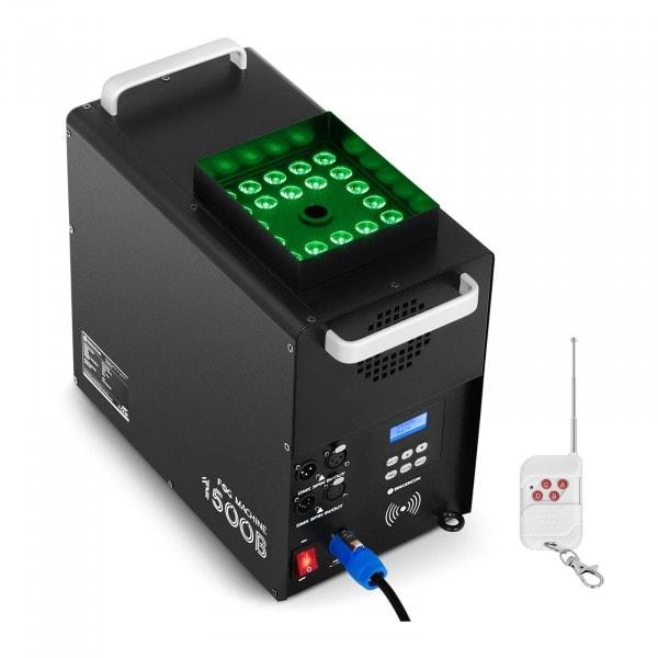 Nebelmaschine - LED 24 x 3 W - RGB - Timer