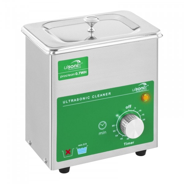 Ultrazvukový čistič - 0,7 litru - Basic
