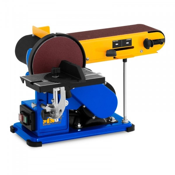 Disc Sanding Machine with Dust Extraction - 375 W