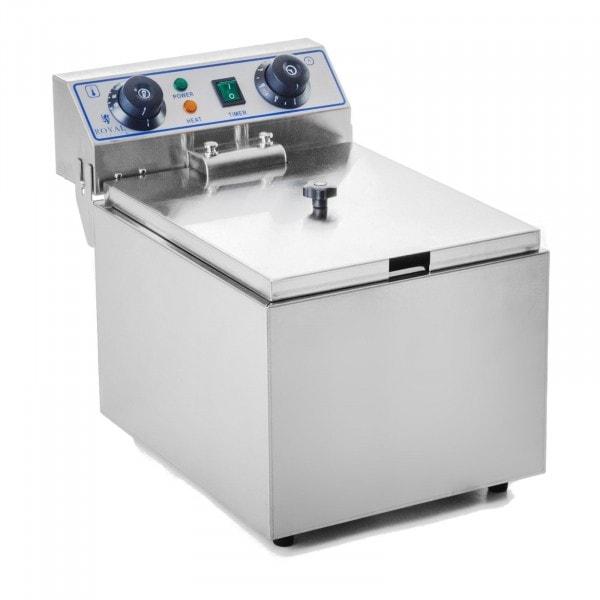 Occasion Friteuse électrique - 1 x 10 litres avec minuterie (60 min.)