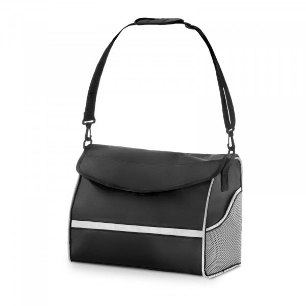 Rollator Bag - black / silver - large