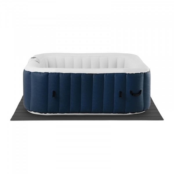 Occasion Spa gonflable - 900 litres - 4 personnes - 130 buses - Bleu/blanc