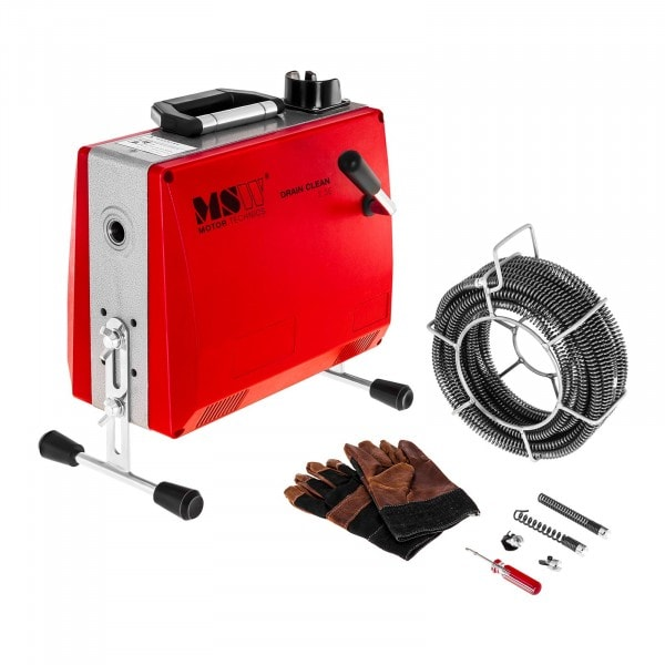 Furet électrique 390 watts 400 tr/min Ø 30 - 100 mm
