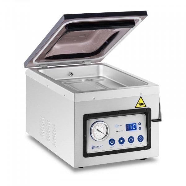 Vacuum Packing Machine - 1,000 W - 26 cm - stainless steel
