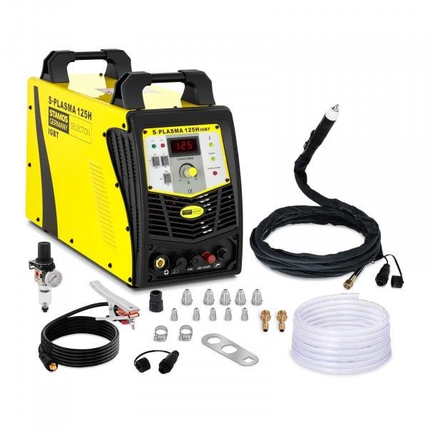 CNC Plasmasnijder - 125 A - 400 V - Pilotontsteking