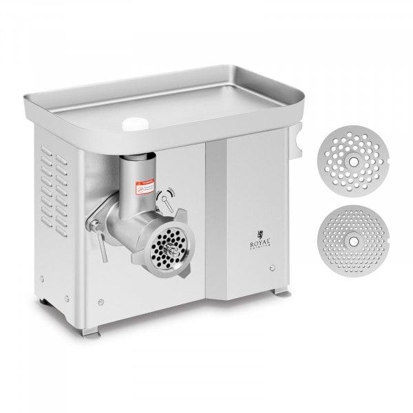 Kjøttkvern - rustfritt stål - 300 kg/t - revers-funksjon