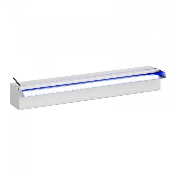 Schwalldusche Pool - 60 cm - LED-Beleuchtung