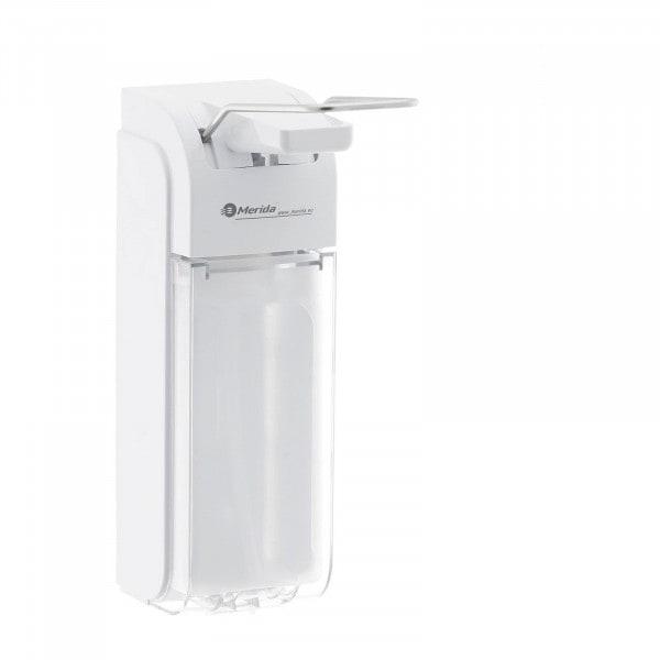 Desinfektionsspender - 500 ml/1.000 ml - Wandmontage - weiß