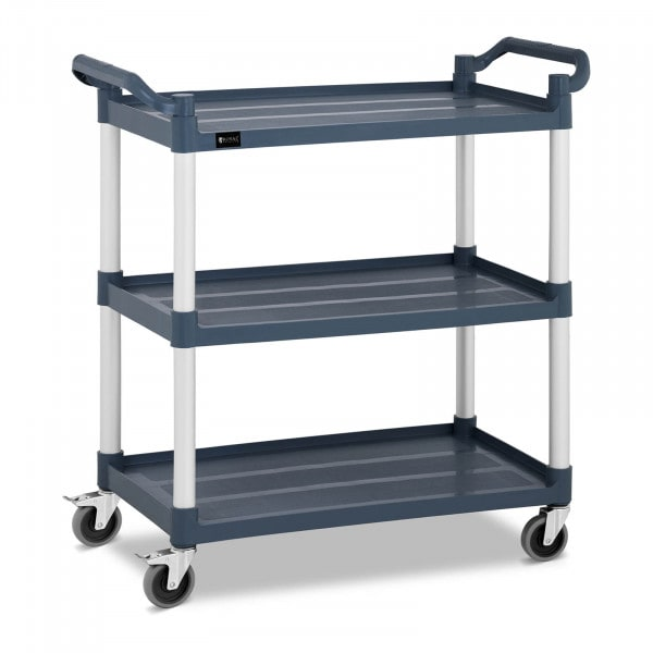 Service Cart - 3 shelves - 150 kg