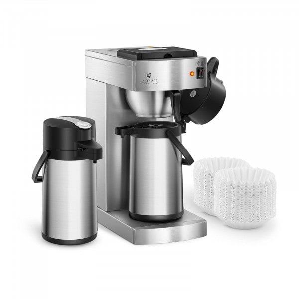 gastro kaffeemaschine 2 2 l inkl zubeh r. Black Bedroom Furniture Sets. Home Design Ideas