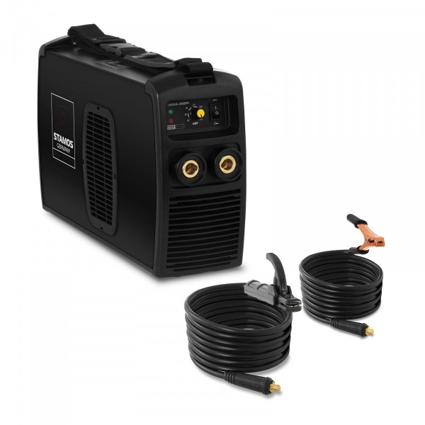 B-Ware Elektroden Schweißgerät - 250 A - IGBT - 80 % ED