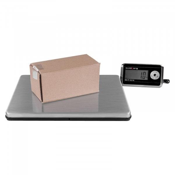 in Betrieb von Digitale Paketwaage - 200 kg / 100 g - Basic - externes LCD