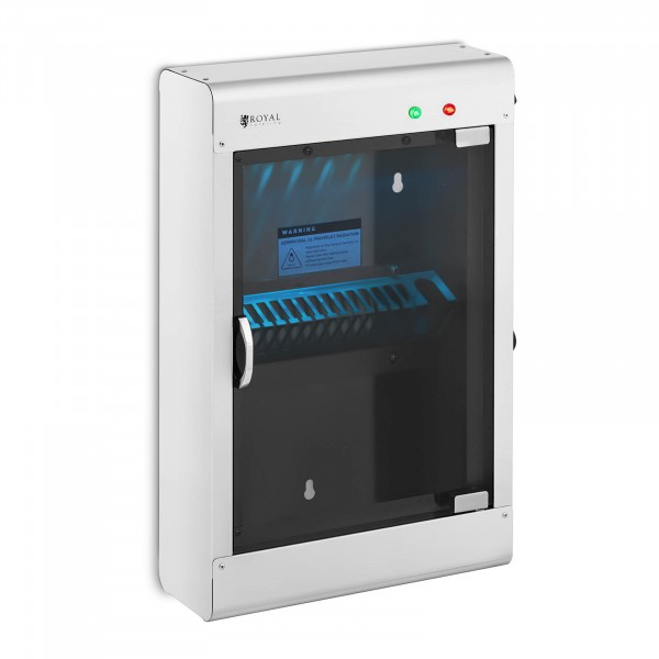 UV-Sterilisator - 14 Messer - Edelstahl