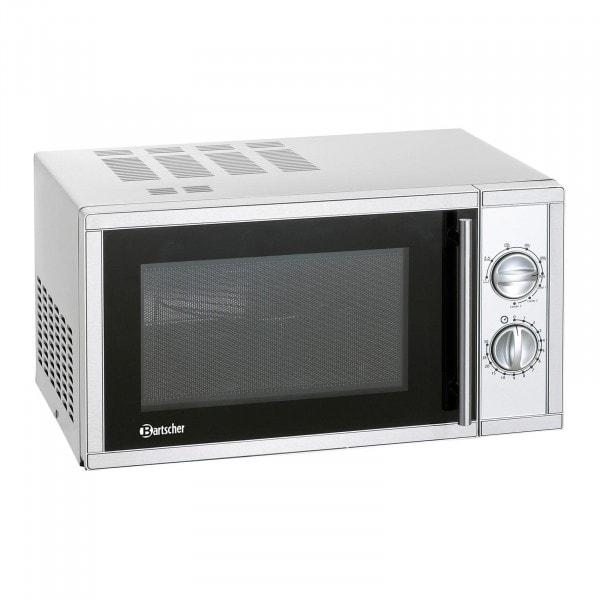 Bartscher Forno a microonde - 23 litri - 900 W - Con grill