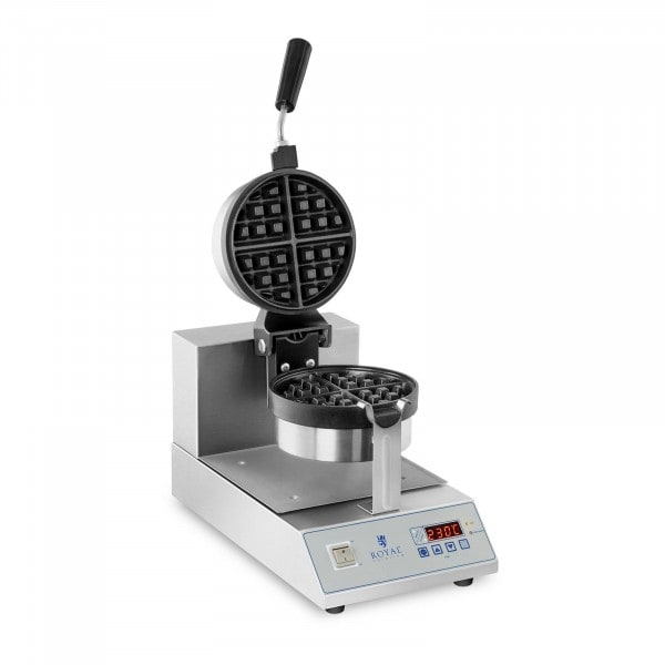 Gaufrier LED - Rotatif - 1300 watts