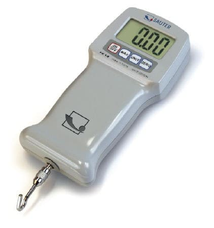KERN Medidor de fuerza digital (interno) Max 1 kN / 0,5 N