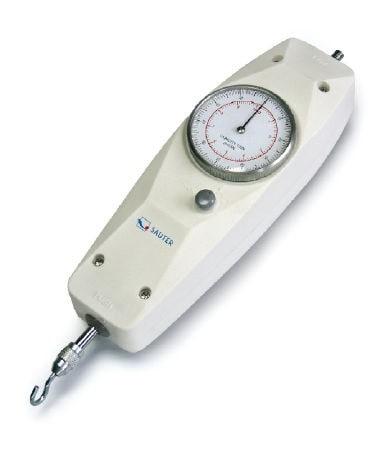 KERN Medidor de fuerza mecánico Max 300 N / 2 N
