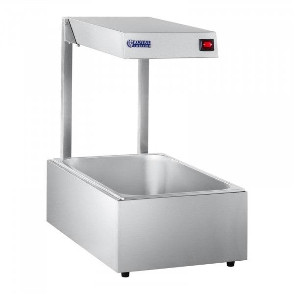Wärmebrücke - 500 W - GN 1/1 Behälter