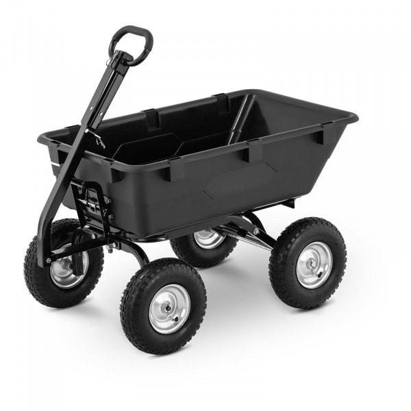 Wózek ogrodowy - 550 kg - uchylny - 150 l