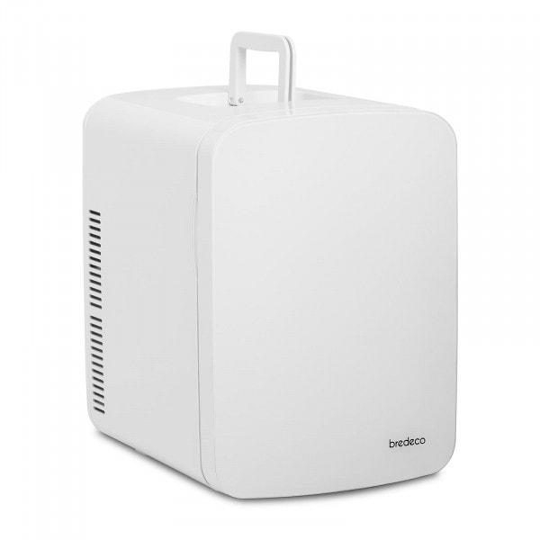 Brugt Mini-køleskab - 15 l - hvidt / gråt