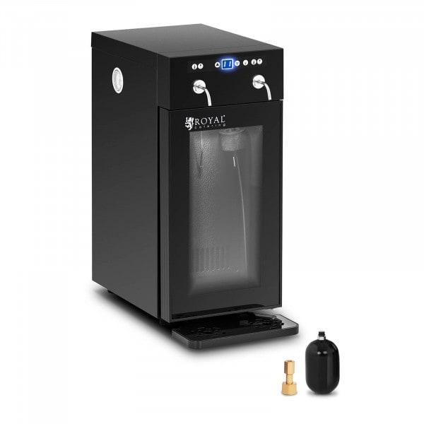 Weinkühlschrank - mit Ausschank - 2 Flaschen