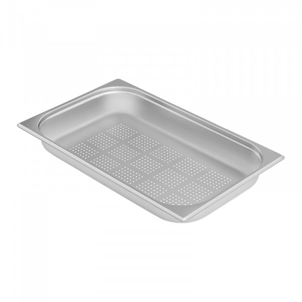 Gastronorm Tray - 1/1 - 65 mm - Perforated