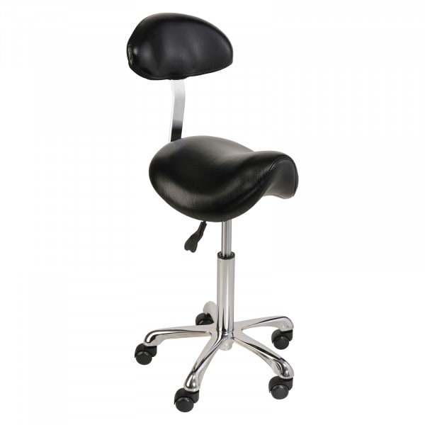 Factory seconds RELAXY Saddle Chair | Black