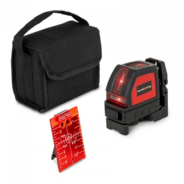 Rotary Laser Level with Magnetic Holder and Bag - 40 m