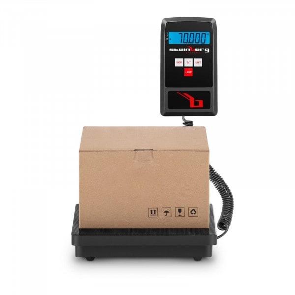 Csomagmérleg 70 kg / 5 g