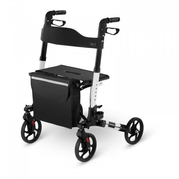 Rullator - Hvit - 136 kg