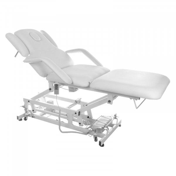 Lettino Da Massaggio Elettrico.Lettino Da Massaggio Elettrico Delirious Colore Bianco Expondo It