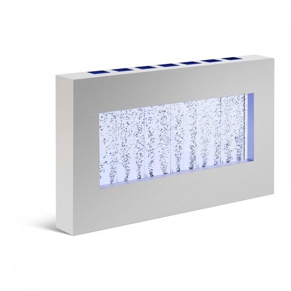 Mur à bulles LED suspendu - 95 x 55 x 12 cm