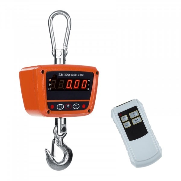 Crane Scales - 300 kg - splash protected
