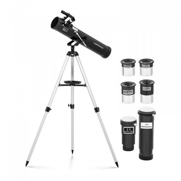 Tweedehands Telescoop - Ø 76 mm - 700 mm - statief