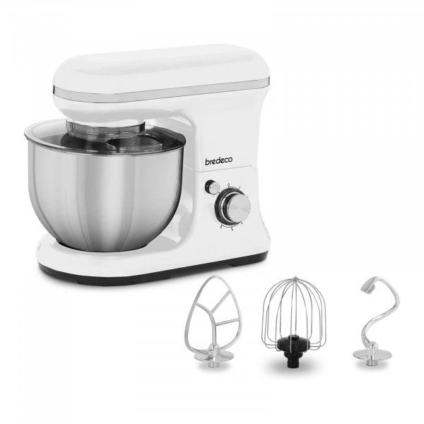 Kjøkkenmaskin 1,200 W - 5 L sølv