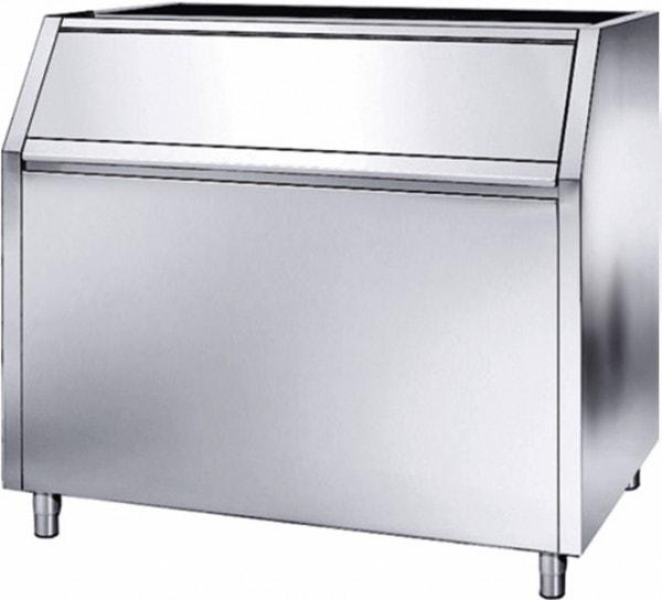 Speicher für Eiswürfelbereiter - Serie BIN - 1250x790x1000mm