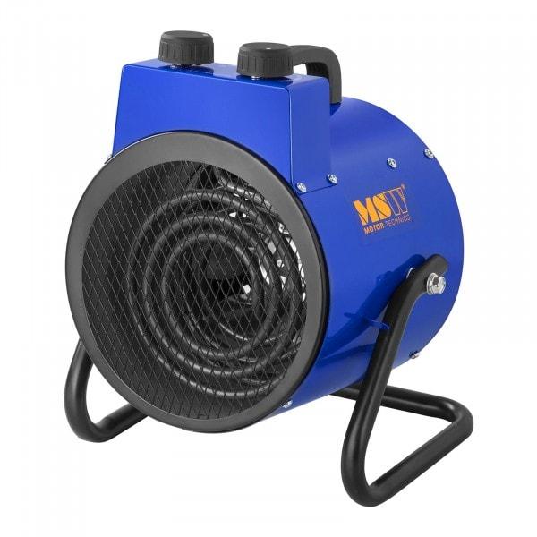 Elektrische ventilatorkachel - 0 tot 85 °C - 3.000 W