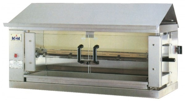 Hähnchengrill - Elektro - 1098x480x460 mm