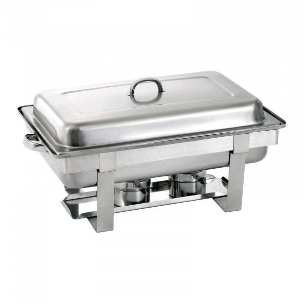 Bartscher Chafing Dish - 1/1 GN - stohovatelný