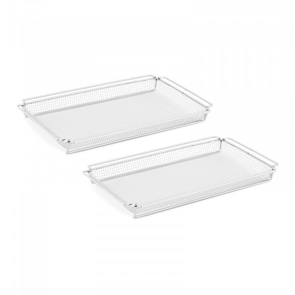 Crisper Basket - GN 1/1 - for convection ovens - 2 pcs.